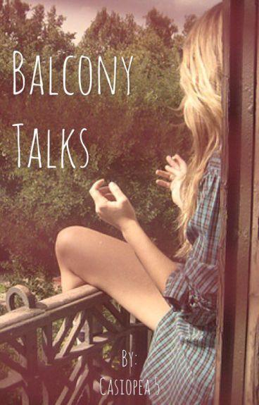 Balcony Talks [l.h]