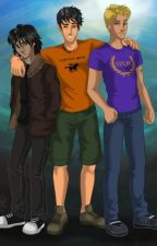 Percy Jackson Headcanons, Short Stories, and More by Miss_TooManyFandoms