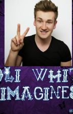 Oli White Imagines by chantellec333