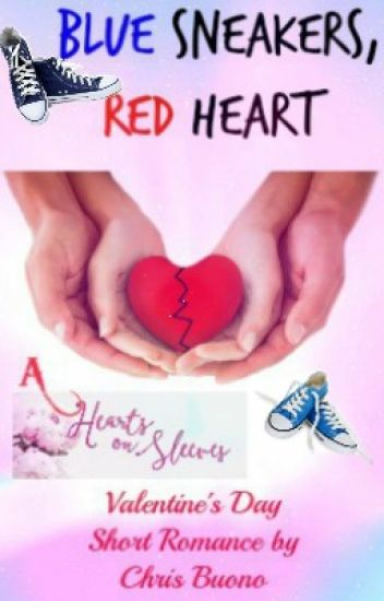 Blue Sneakers, Red Heart