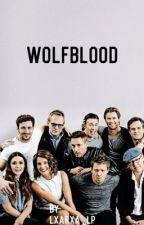 Wolfblood( Avengers Fan Fiction) by lxarxa_lp
