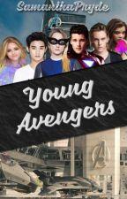 Young Avengers (les jeunes vengeurs) by SamHiddleston