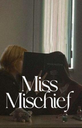 Miss Mischief ▶ George Weasley  by -criminally-mindless