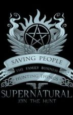 SupernaturalReaderxAvengers by Bluenightflame