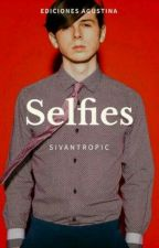 Selfies - Chandler Riggs #1 by sivantropic