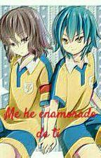 Me He Enamorado De Ti by uchihamei