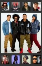 The Four Elements (Mindless Behavior Love Story) by danjan14