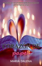 Corazón de papel by MariaTheCharmix