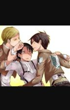 He's Mine | Eruri And Ereri Fanfic | AoT / SnK by MarksCoffeeBreath
