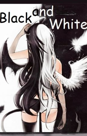 Black and White (HxH Phantom Troupe) by InvisibleWoman9717