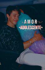 Amor Adolescente- JV (Editando)  by CutteCinnamon