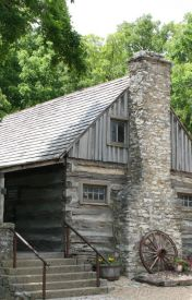 A Brief History of the Shepherd of the Hills Homestead  Branson  Missouri by markandjanette