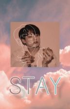 「 Stay 」 Jungkook  by giyoon-