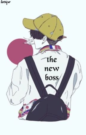 The New Boss [Hyungwon] [✓] by Won_Hoe