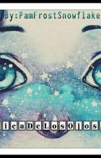La Chica de los Ojos Azules <McGretch> by PamFrostSnowflake6