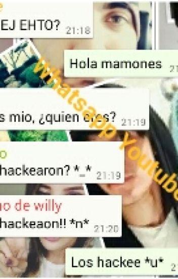 Whatsapp Youtubers Y Tu [EDITANDO]