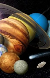The Planets by willatree2