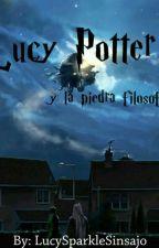 Lucy Potter y la Piedra Filosofal by LucySparkleSinsajo