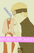 ~Broken Promises~(Narusaku)  by Dianaa1220
