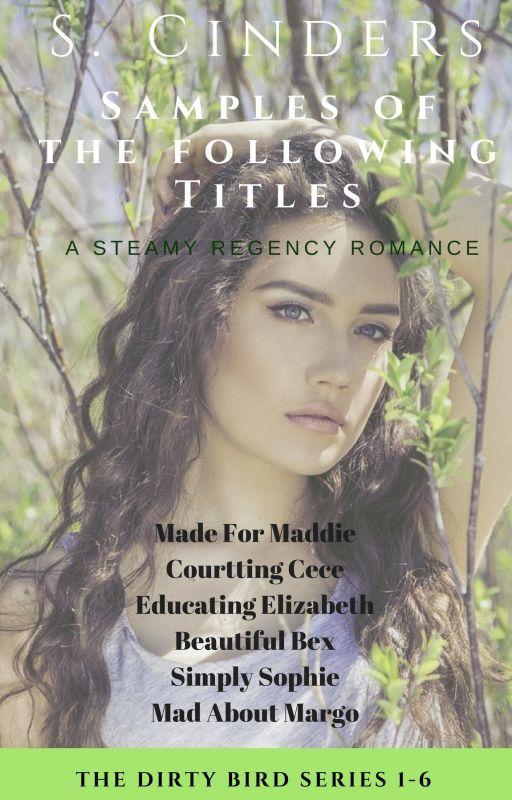 Lady Maddie #WATTYS2016 by cinders75