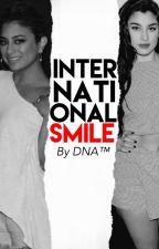 international smile ⇢ abh & lmj au by babygirl-brooke