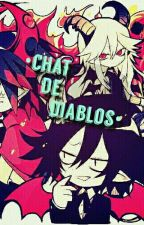 Chat De Diablos [The Gray Garden] by -Immimi-miix-