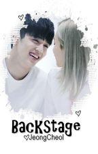 One Shot - 'Backstage' JeongCheol ♥ Adaptación [Lemon] by GabyKookie