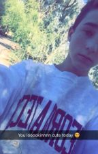 Hunter Rowland Imagines by teamie_145