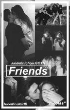 Friends. (Jaidefinichon) »Nicolás« by NicoNicoNiiHD