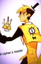 Bill cipher x reader by krystalmcerda