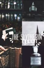 The Slytherin Queen (Draco X Reader)- Year 1 by Lumina_Rose14
