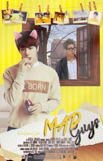 mad guys ➳ book1 au kitten!seokjin {hiatus}