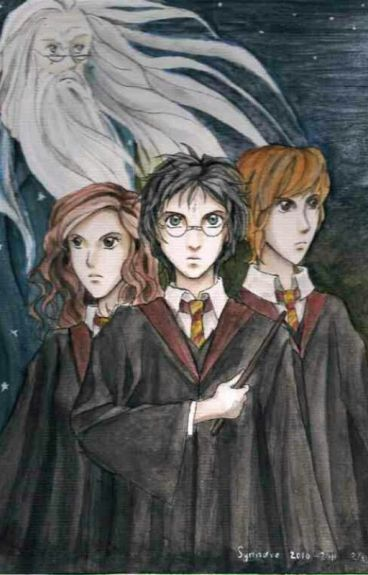 Harry Potter The Real Magic Year 6 (Harry x Reader)