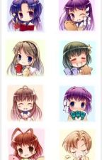 Clannad Letters by -BOBATEA-