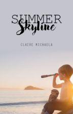 Summer Skyline by streetlights1