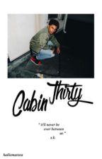 Cabin Thirty. by hailiemareea