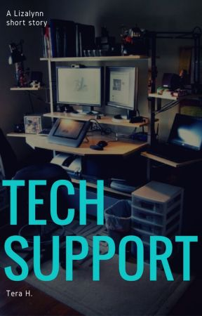 Tech Support by -Lizalynn-