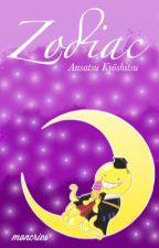 Ansatsu Kyoushitsu Zodiac^^ by moncries
