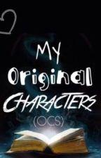 My OCs by ShadowDraws