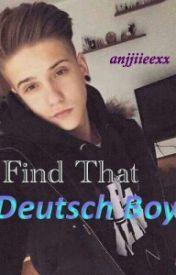 FIND THAT DEUTSCH BOY by anjjiieexx