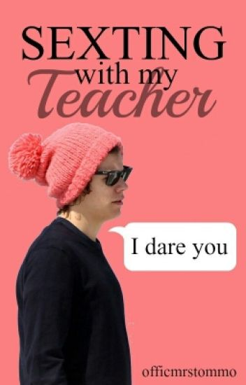 Sexting with my Teacher (Larry Stylinson) |||PAUSED|||