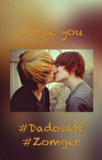 I Love You #Dadosaft #Zomger by Rotpelz