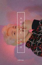 adore you | jackson wang by gymin-