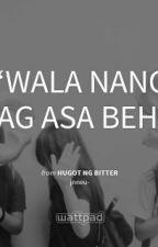 Hugot ng Bitter by cessoanne