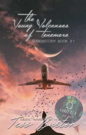 The Young Volcanoes of Tenemere by TessBurton