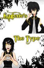 Kagene's The Type by CatitaCortesMidolo