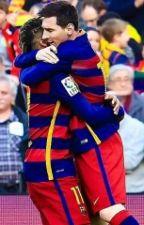 Instagram (Neymar & Messi) by neyssioficial