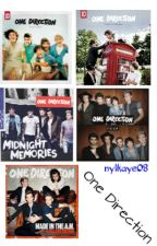One Direction Songs (lyrics) by kayeliee