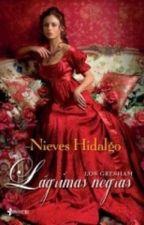 ♠Lágrimas Negras♠ - 03 - Trilogia Os Greshan -  Nieves Hidalgo by Flaviacalaca