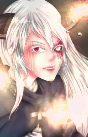Kuroshiro: La Figlia Del Caos by KikiaraArt
